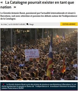 Le Journal de Saône-et-Loire, 21 octobre 2017