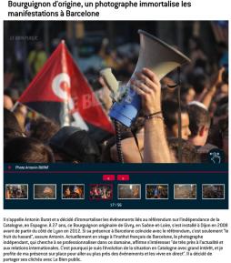 Le Bien Public, 13 octobre 2017